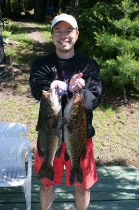 "20"" smallmouth bass"