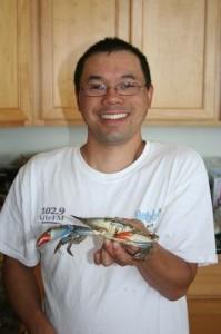 My crab