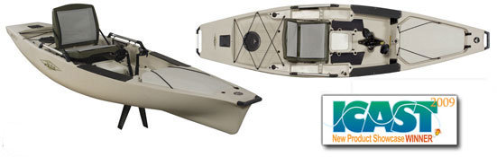 Mirage Pro Angler