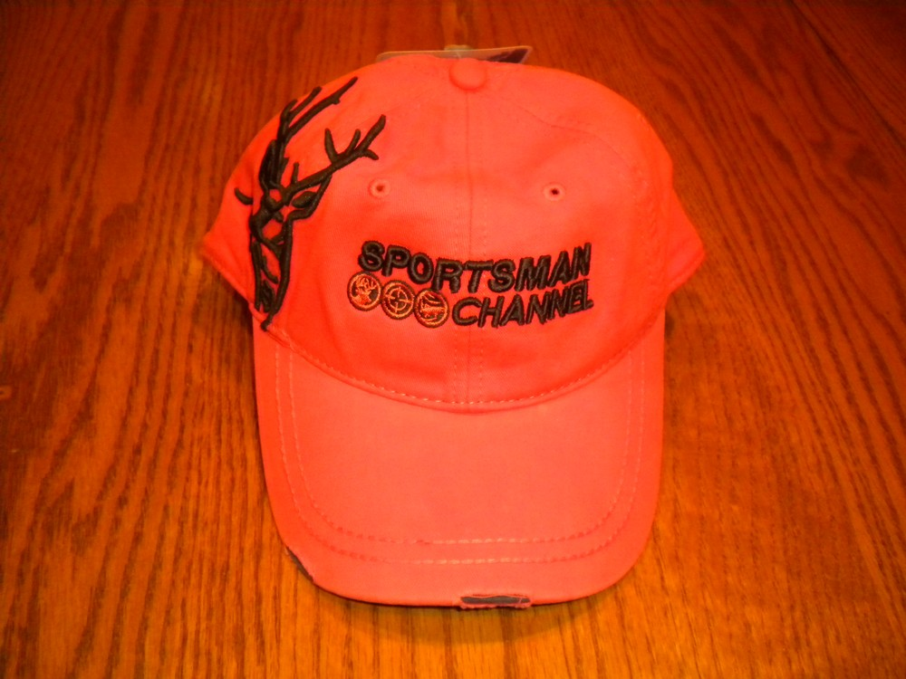 Sportsman Channel Hunting Cap Winner