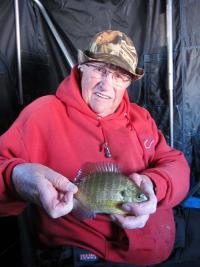 The Legendary Bluegill Bill