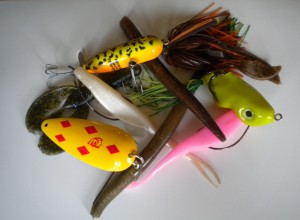 Avid Angler Challenge &#8211; One Lure