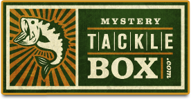 Review : Mystery Tackle Box #2