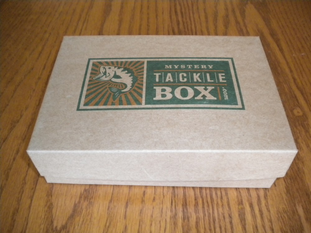Review : Mystery Tackle Box