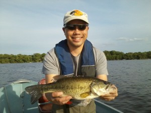 "15"" largemouth"